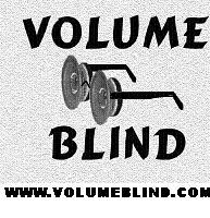 Rock band volumeblind logo